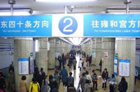 Beijing to invest 90 billion yuan to subway network expansion