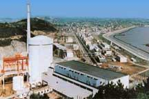 1991 Qinshan Nuclear Power Station