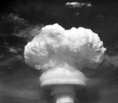 Chinaexplodedanatomicbombat15:00onOctober16,1964,therebysuccessfullycarryingoutitsfirstnucleartest.