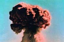 1967 China´s First Hydrogen Bomb