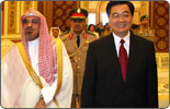 China follows path of peaceful development: President Hu