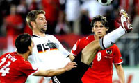 Germany books berth in last eight of Euro 2008