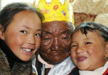 Tibet´s oldest woman turns 118