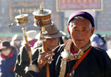 Tibetans enjoy full religious freedom