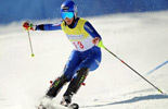 Women´s slalom of alpine skiing at Winter Universiade