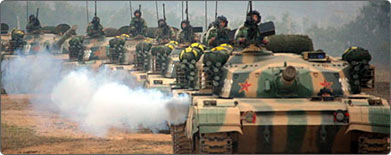 White Paper 2006: China holds 16 military exercises with 11 countries