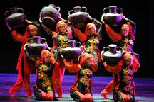 Lotus Awards Folk Dance Competition held in Guiyang