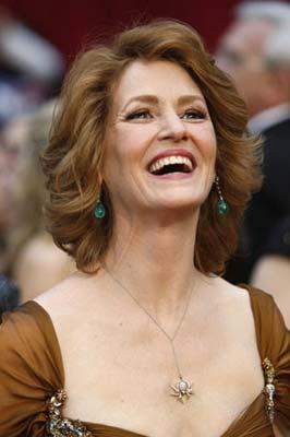 'Actress Melissa Leo, nominated for Best Actress for