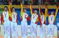 Goalball: China´s debutants win men´s gold