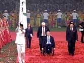 IPC Flag Handover Ceremony