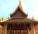 Laos - That Luang Stupa