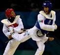 Gana Guillermo Pérez oro en taekwondo en categoría 58