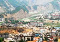 Terremoto de 8 grados sacudió suroeste de China