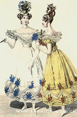 礼服 > 正文     在16世纪的欧洲,就有了古代礼服的雏形,但主要是贵族