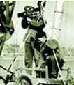 瞧瞧20世纪50年代的土摇臂