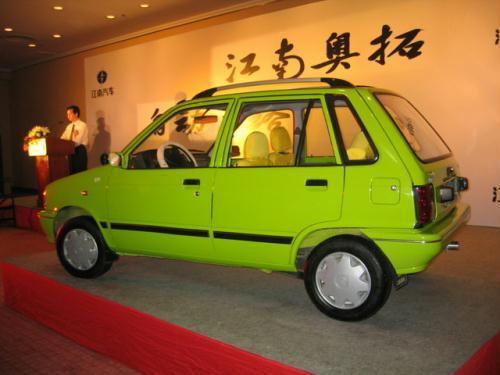 江南奥拓首次把abs引入微型轿车