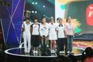 桑枣中学学生代表
