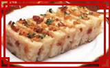 Niangao : gâteau du Nouvel An (gâteau de riz glutineux)