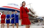 学校购波音737飞机教学