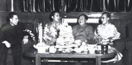 回顾西藏和平解放初期达赖之言行