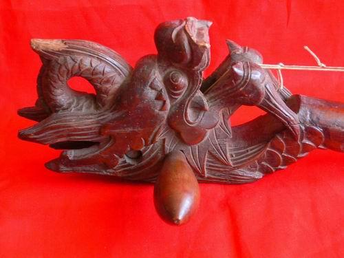 木雕龙头雕刻步骤图解