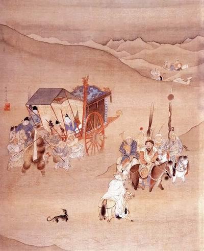 历史频道 中国古代四大美人