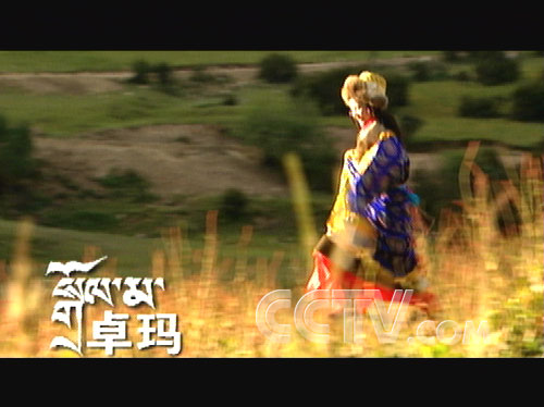 少儿频道 新世纪优秀儿童歌曲推选活动 > 正文  歌曲005:卓玛   央视