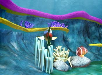 珊瑚还属于低等动物
