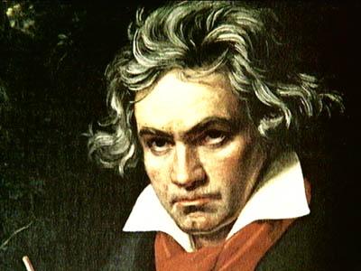 贝多芬肖像