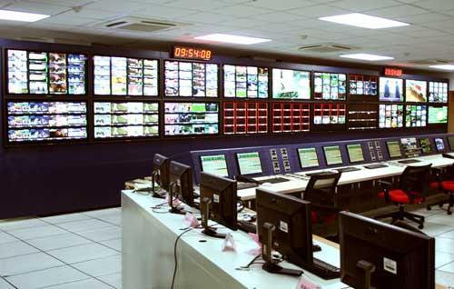 ip电视播控机房