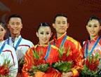 Jeux asiatiques: la Chine remporte l´or en valse