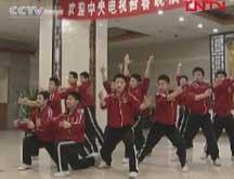 Préparations pour le Gala du Nouvel An Chinois de CCTV