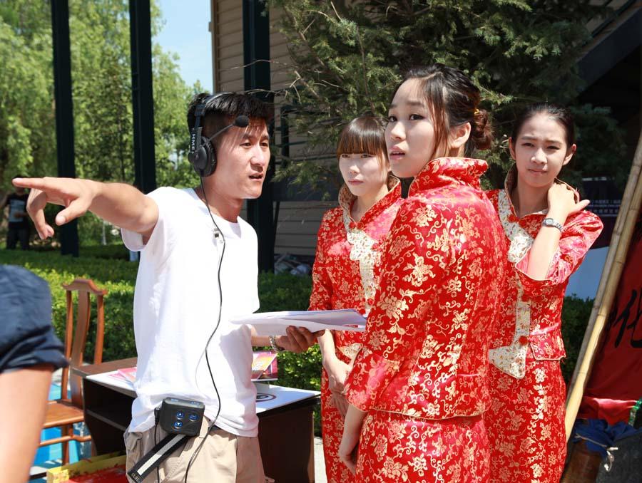 2012年6月11日《乡约北京吐鲁番》我指哪你看哪