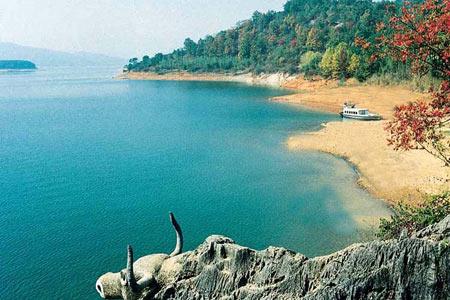 千岛湖 旅游作文