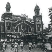 京汉铁路旧影