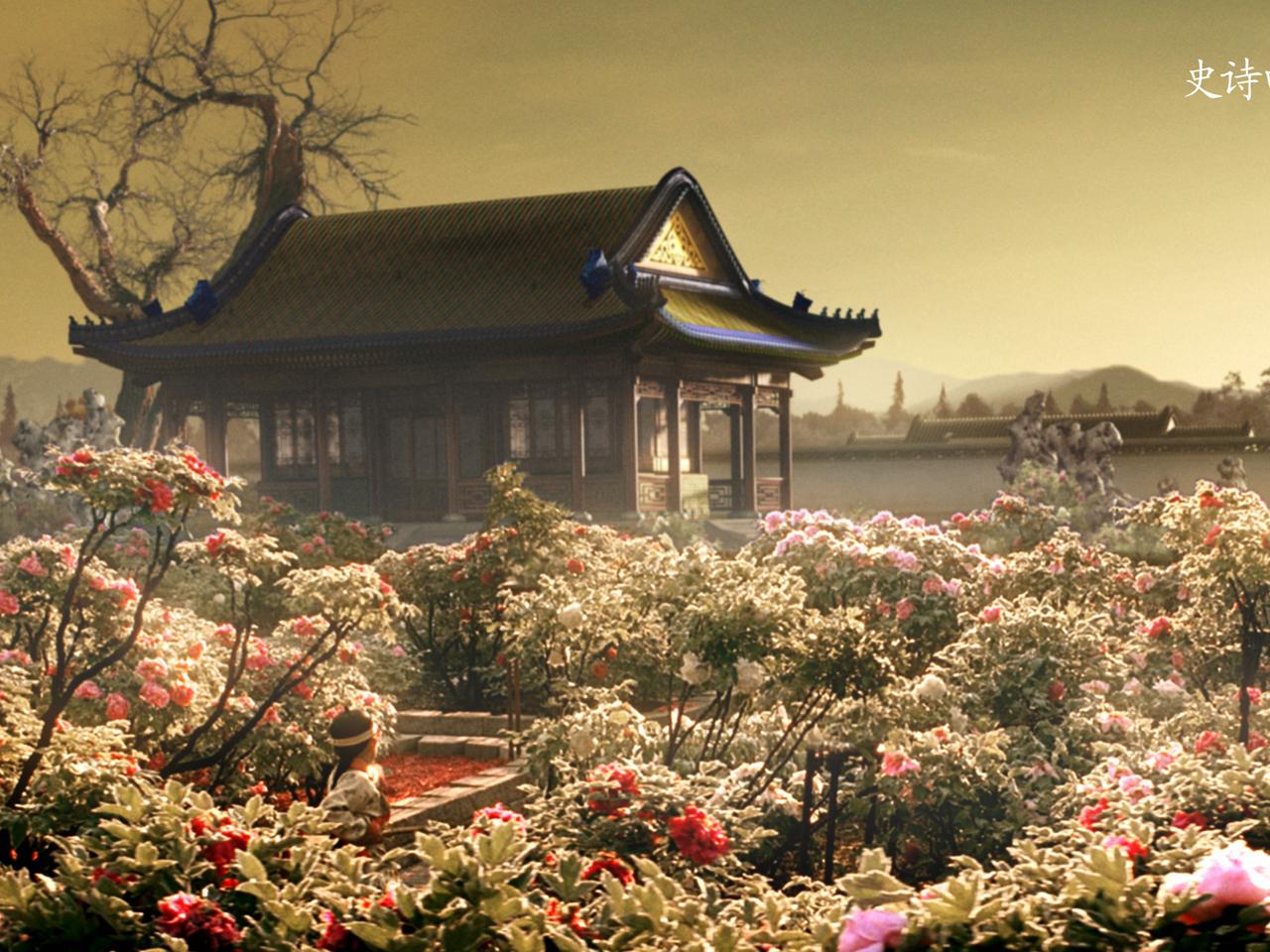 园纪录片高清_寻找失落的文明--复原万园之园圆明园