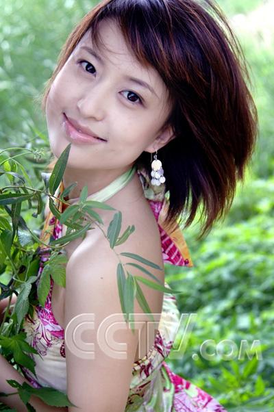 美女 张蕾 - 美丽心情 - chunhuaminmei 的博客