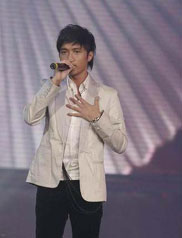 台湾地区年度最受欢迎男歌手MTV票选展播