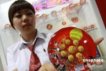sales of the traditional mooncake have begun picking up. But luxury mooncakes, which have been a staple at previous festivals, have disappeared from the market.