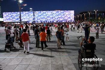 VisitorswillbeabletovisitcompetitionvenuesusedintheBeijingOlympicsovertheweek-longNationalDayholiday.