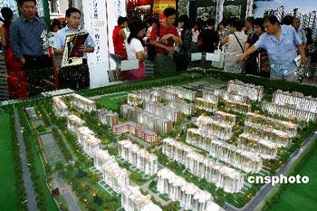 China's property market rebounded in the first quarter with expanding transaction volumes.