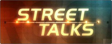 <center><font color=red>Promo: Street Talks</font></center>