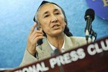 Separatist forces behind Xinjiang riot