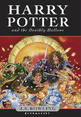 J K Rowling-Harry Potter And The Deathly Hallows