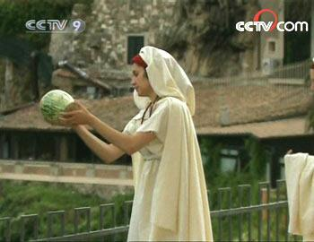 In the Italian countryside, the ancient Roman feast of Vestalia is being revived.