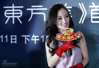 "Li Xiaolu came to promote her latest EP ""Oriental Beauty"". The second hit from the EP ""Love is No Cure"" retells the story of a modern city woman, yearning for a love that has passed her by."