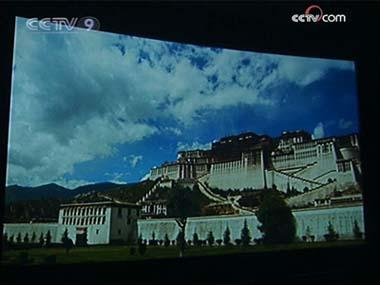 "The docu-drama ""Tibet Today"" hit cinemas across the country on Tuesday."