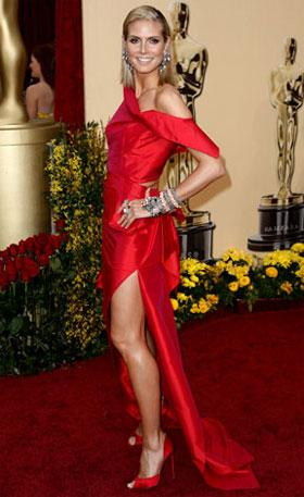 Heidi Klum, AP Photo/Matt Sayles