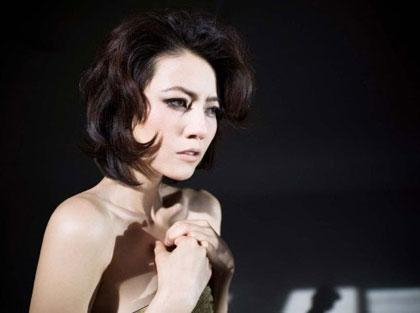'Mainland actress Gao Yuanyuan, who stars in the upcoming Nanjing Massacre flick