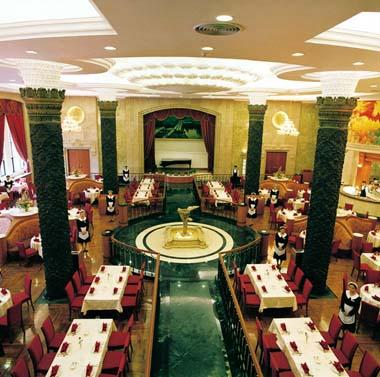 The Moscow Restaurant Was First Foreign To Open In Beijing 1950s Its Distinctive Architecture And Cuisine Quickly Earned It A Good